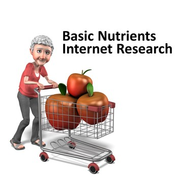 Basic Nutrients Internet Research