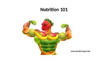 Basic Nutrition Education Presentation