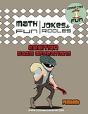Basic Math Addition Subtraction Multiplication Division Bundle
