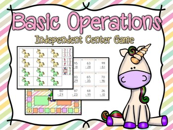 Basic Operations Independent Center Game