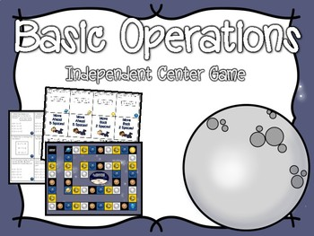 Basic Operations Independent Center Game #6