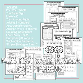 Basic Operations Interactive Math Notebook!