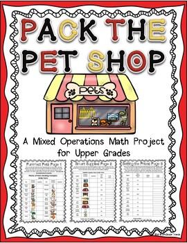 Basic Operations Math Project
