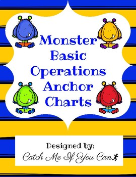 Basic Operations - Monsters