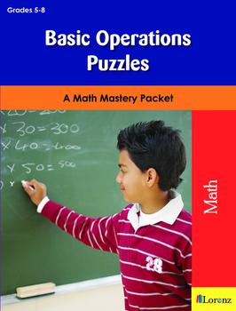 Basic Operations Puzzles