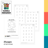Basic Operations - Subtraction Practice II