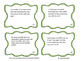 Basic Operations Word Problems Task Cards