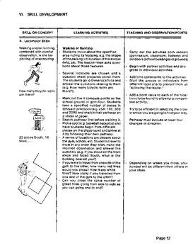 Basic Orienteering Skills