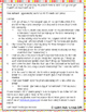 Basic Paragraph Structure Outline Lesson Plan/Activity