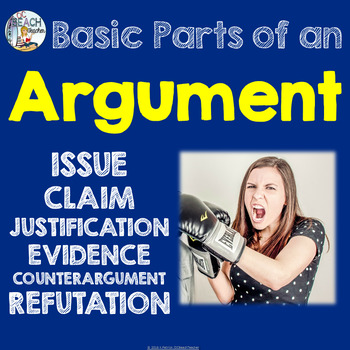 Basic Parts of an Argument Presentation