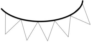 Basic Pennants Clip Art!  {3 styles!}