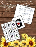Basic Phonics Card Pack