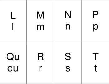 Basic Phonogram Flashcards