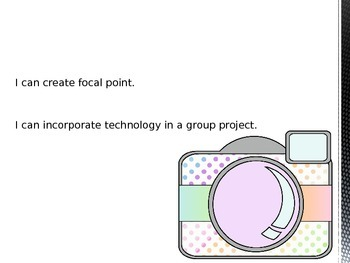 Basic Photography PowerPoint- Learn How to Compose a Great Shot!