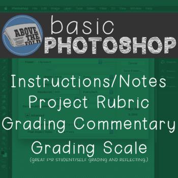 Basic Photoshop Notes