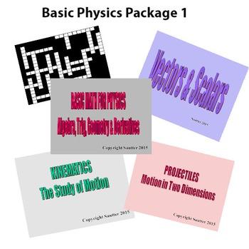Basic Physics Package 1