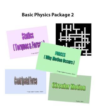 Basic Physics Package 2