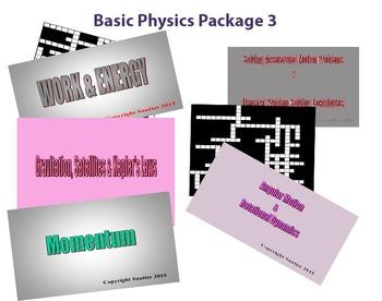 Basic Physics Package 3
