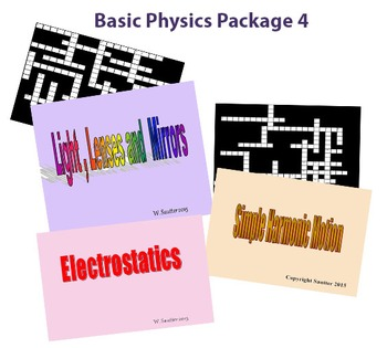 Basic Physics Package 4