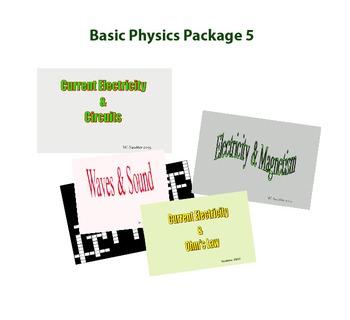 Basic Physics Package 5