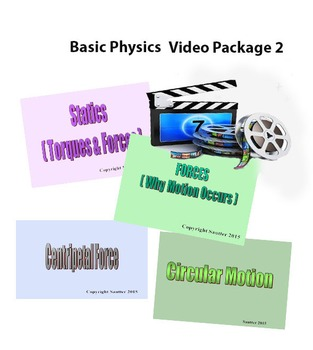 Basic Physics Video Package 2