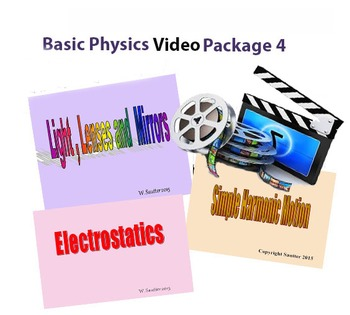 Basic Physics Video Package 4