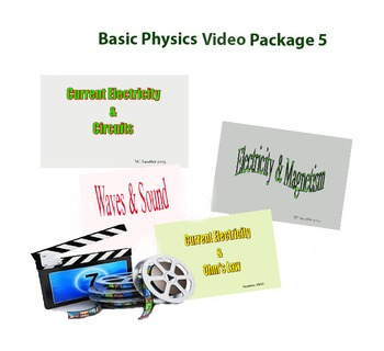 Basic Physics Video Package 5