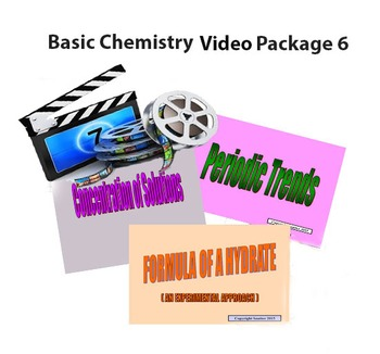 Basic Physics Video Package 6