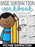Basic Picture Subtraction Workbook