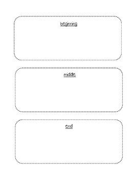 Basic Plot Graphic Organizer