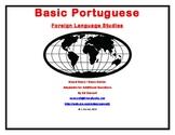 Basic Portuguese Board Game