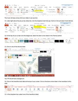 Basic PowerPoint Document