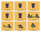 Basic Prepositions Sorting Mats and Cards