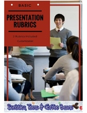 Basic Presentation Rubrics