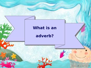 Basic Presentation on Adverbs