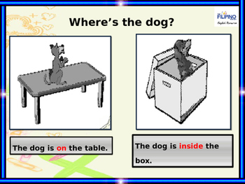 Basic Presentation on Prepositions