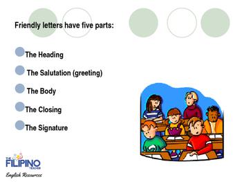 Basic Presentation on Writing Letters