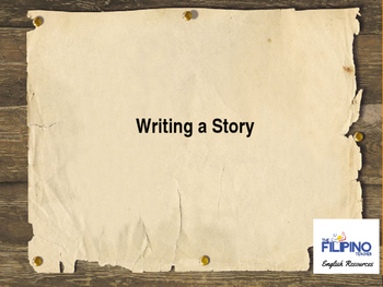 Basic Presentation on Writing a Story