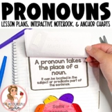 Pronouns Interactive Notebook and Activities