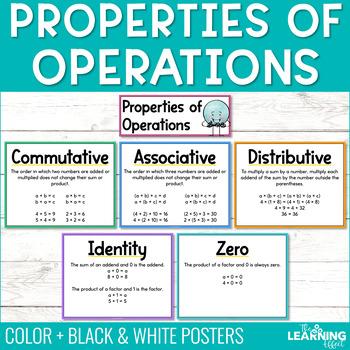 Basic Properties of Numbers