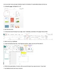Basic Publisher Document