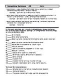 Punctuation Basics