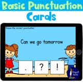 Basic Punctuation Cards