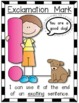 Basic {Punctuation} Poster Pack ...plus Student Helper Bookmark!