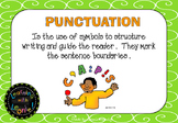 Basic Punctuation Posters Free