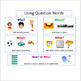 Basic Question Words Complete Lesson and Activities for ELLs