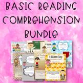 Basic Reading Comprehension Bundle