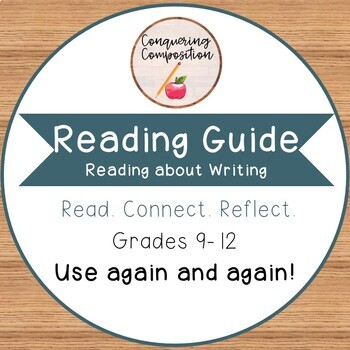 Reading Guide for Comprehension and Reflection