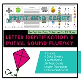 Back to School | Home Learning Packet | Letter Identification