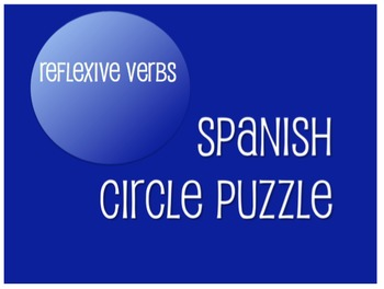 Best Sellers:  Basic Spanish Reflexive Verbs